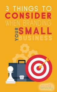 things to consider when branding your small business-pinterest