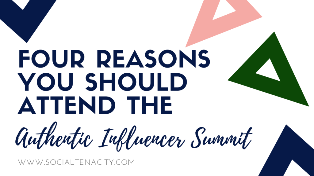 The Authentic Influencer Summit is an interactive workshop for Network Marketers. Here are four reasons you should attend the Authentic Influencer Summit.